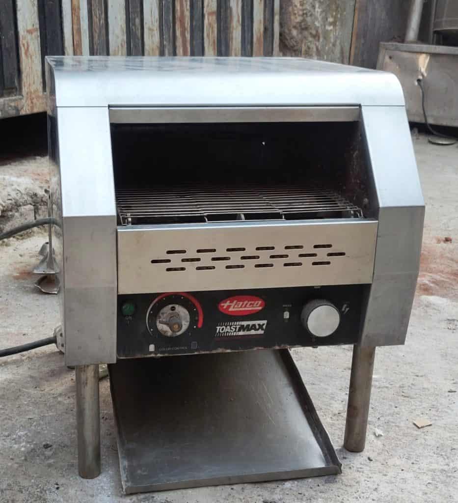 Bun Conveyor Toaster